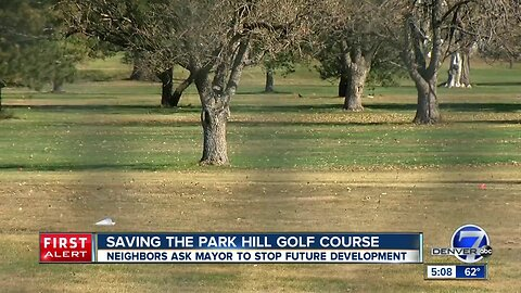 Fight over future of Park Hill Golf Course land continues