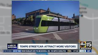 Valley Metro wants your help on the final design for the Tempe Streetcar project. - Video