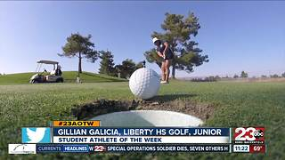 Female Athlete of the Week: Gillian Galicia - Video