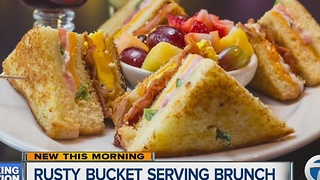 The Rusty Bucket now serving brunch - Video