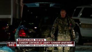 Butler Co. SWAT standoff nears 24 hours - Video