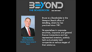 Beyond #4: Advice on corporate law