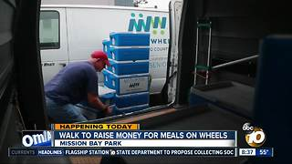 Meals on Wheels 5K kicks off - Video