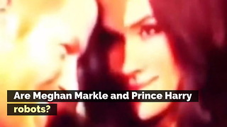 Are Meghan Markle and Prince Harry Robots?