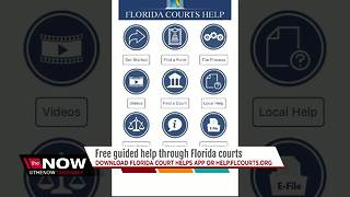 New app makes it easier to find family law forms in Florida - Video