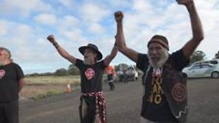Two Greens MPs Arrested at Adani Mine Protest - Video
