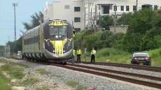 Person struck, killed by a Brightline train in Boynton Beach