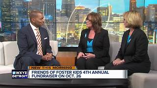 Friends of Foster Kids 4th Annual Fundraiser - Video