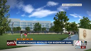 Port KC shows off plans for Berkley Riverfront - Video