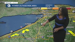 7 First Alert Forecast 12 p.m. Update, April 20
