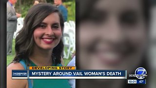 Vail police say missing 26-year-old woman found dead in creek
