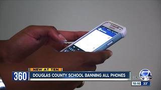 Colorado schools taking more steps to limit cell phones in class - Video
