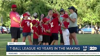 Kern's Kindness: T-ball league 40 years in the making