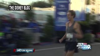 Tucsonan wins 25th Annual Walt Disney World Marathon - Video