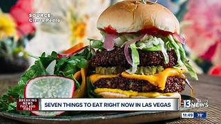 Seven things to eat in Las Vegas | Vegas Seven - Video