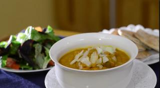Pumpkin Soup - Video