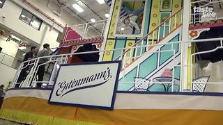 See the 5 new floats debuting in the Macy's Thanksgiving Day Parade - Video
