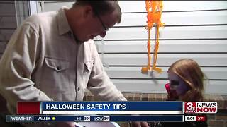 Halloween safety tips - Video