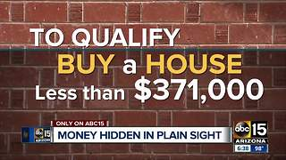Looking for a house? AZ residents qualify for down payment money - Video