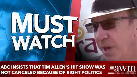 ABC Insists That Tim Allen's Hit Show Was Not Canceled Because of Right-Leaning Politics