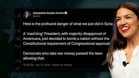 AOC Eats Crow on Syria Tweet and Lindsey Graham is Again Siding With Trump...For Now.