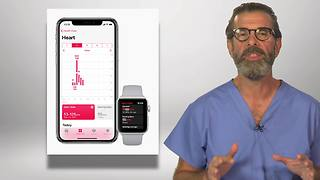 Can the Apple Watch help detect heart disease? - Video