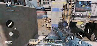 Call of Duty Mobile: Team death match on super rare map