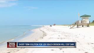 $4 million dollar Lido Beach renourishment project approved by city
