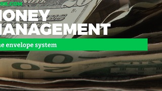 Budget not working? Try managing your money the old-fashioned way! - Video