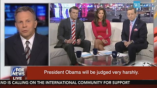 Col. Shaffer - Obama Will Be Judged Very Harshly On His Handling Of Terrorism - Video