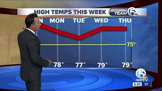 South Florida weather 2/2/19 - evening report