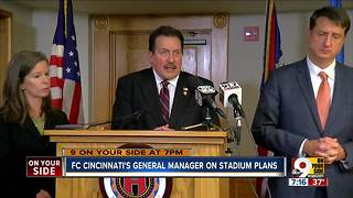 FC Cincinnati sets sights on Newport, unless ... - Video