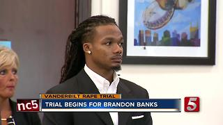 Brandon Banks Trial Gets Underway In Nashville - Video