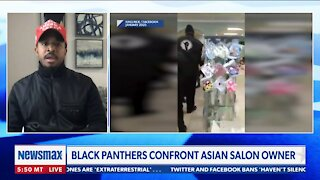 """Terrence Williams RIPS Black Panthers, BLM: """"They Have a Mafia Mentality"""""""