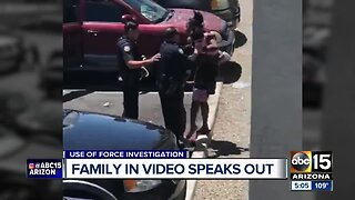 Phoenix police investigating after officers' alleged misconduct