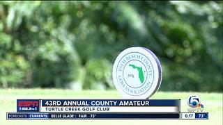 43rd Annual County Amateur - Video
