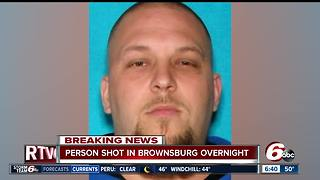 Woman shot in Brownsburg, police looking for husband