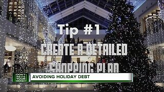 Don't Waste Your Money: Avoiding holiday debt