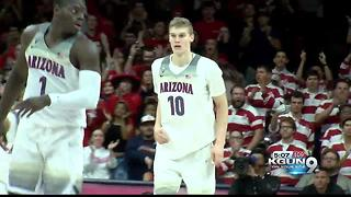 Lauri Markkanen selected 7th in NBA draft - Video
