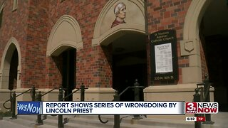 Report shows series of wrongdoing by Lincoln priest