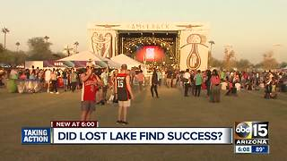 Did Lost Lake Festival find success in weekend event? - Video
