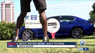 Boca Raton Bowl Golf Outing - Video