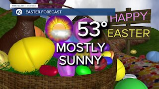 7 First Alert Forecast 5 p.m. Update, Friday, April 2