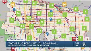 'Move Tucson' to hold virtual town hall to discuss city-wide transportation plan
