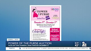 The Harford Family House's Power Of The Purse auction
