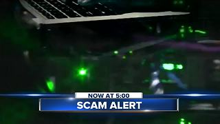 Port Washington police warns of new, sophisticated email scam - Video