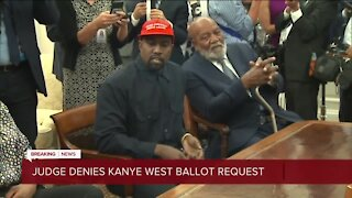 Wisconsin judge keeps Kanye West off ballot
