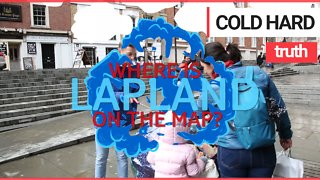 Almost a third of Brits believe Lapland is a FICTIONAL place - Video