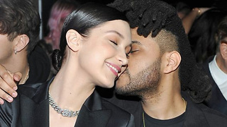 Bella Hadid CAUGHT Making Out With The Weeknd At Coachella 2018 - Video