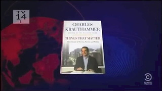Charles Krauthammer Gives Incredible Argument for Conservatism on Daily Show - Video